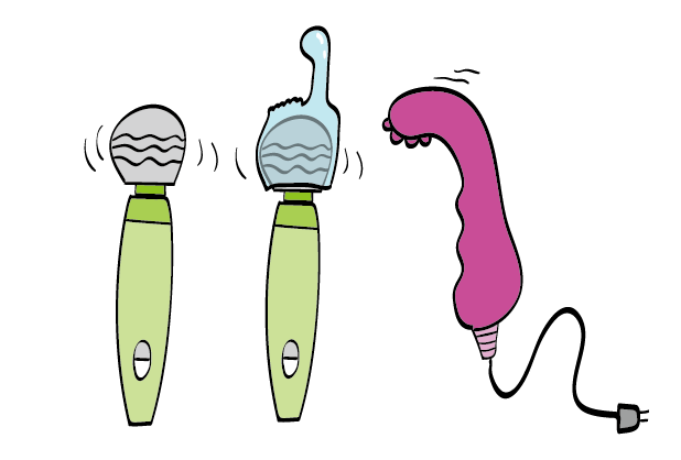 Types and characteristics of massager
