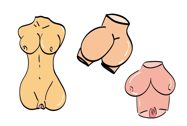 Types of Realistic Sex Doll Toys