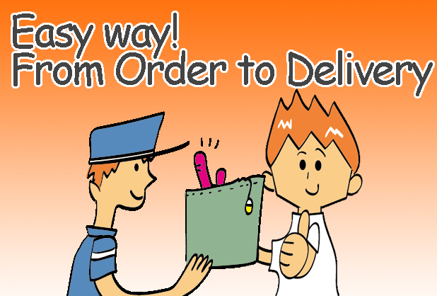 From Order to Delivery