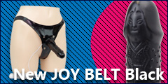 New JOY BELT Black