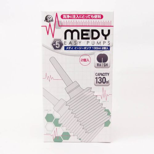 MEDY No.5 EASY PUMPS