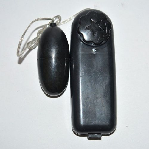 Classic Egg vibrators Black